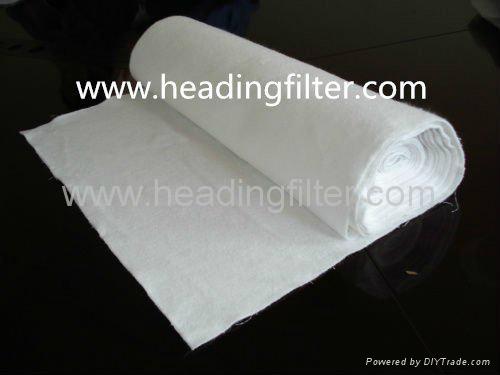 PTFE Membrance Laminating Needle Felt  filter bag  1