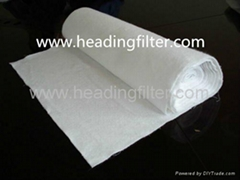PTFE Membrance Laminating Needle Felt  filter bag