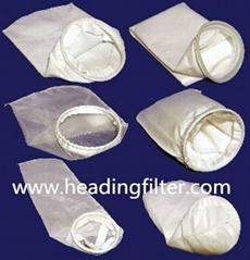 Polypropylene Needle Felt liquid filter bag