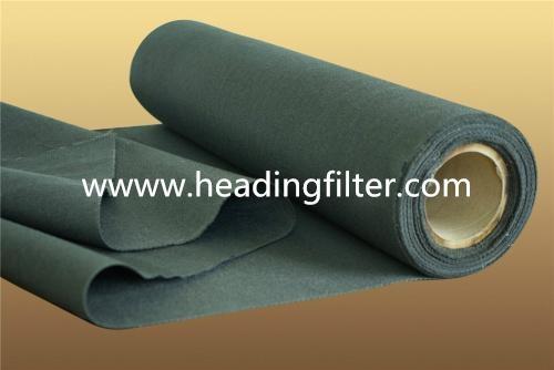 Fiberglass Needle Felt Filter Cloth 5