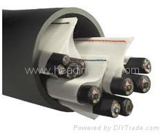 Communicatio cable innerduct fabric  5
