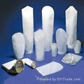 Polypropylene Needle Felt liquid filter bag  3