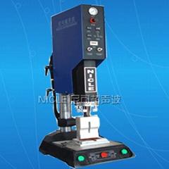 超聲波塑料文具外殼焊接機