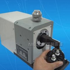 超聲波電池金屬片箔焊接機