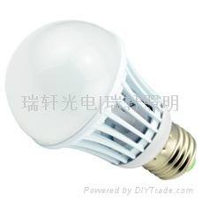 SCR DIMMER LED Light 5w 3