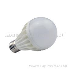 LED陶瓷燈7w