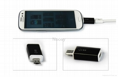 New arrival MHL to HDMI usb cable adapter for Samsung/HTC