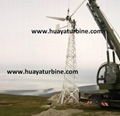 10kw wind turbine generator on/off grid