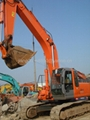 Used Crawler Excavator Hitachi ZX330