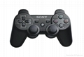 PlayStation 3 Dualshock 3 Wireless PS3 Controller with Retail Package