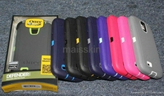 newest Samsung galaxy S4 i9500 otterbox defender case stock wholesale (Hot Product - 4*)