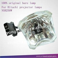 original bulb DT00471 for Hitachi CP-X430W projector lamp