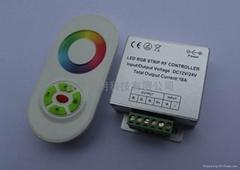 批發RGB燈帶觸摸控制器