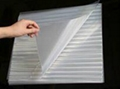 Plastic 3D Printing Lenticular Lens Sheets with PET, PP, PS material