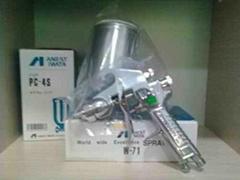 Sell paint spray gun - Anest Iwata W-71 spray gun