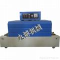 POF膜熱收縮包裝機 1