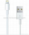 Lightning to USB Cable for iPhone5,8 PIN USB data Cable for iPhone 5