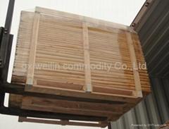 varnish  wooden broom handle