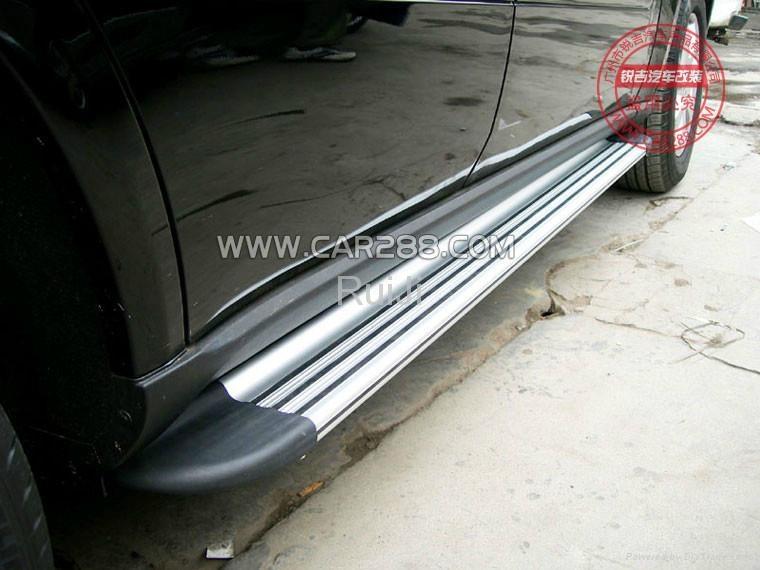 Mercedes benz ml350 450 side step bar running board for Mercedes benz accessories ml350