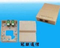 3M光纖桌面盒