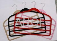 Colored Cascade Notched Hangers Popular in USA