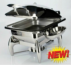 Exquisite Induction Chafing Dish/Hotel Equipment