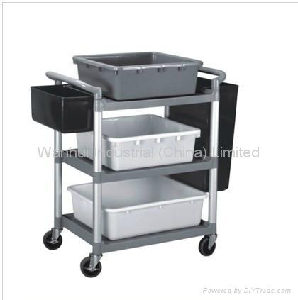 Service Food Cart 2