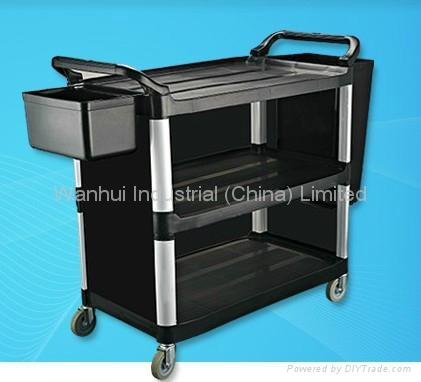 Service Food Cart 4