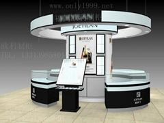 歐利化妝品展櫃