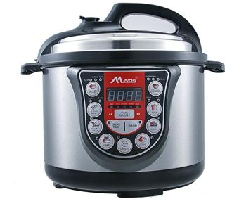 Smart Electric Pressure Cooker - Large 5 litre Capacity with high qualiy 1