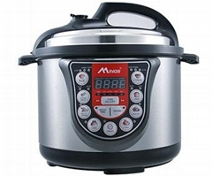 Smart Electric Pressure Cooker - Large 5 litre Capacity with high qualiy