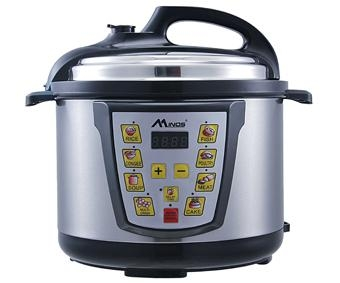 Smart Electric Pressure Cooker - 5 litre Capacity  1