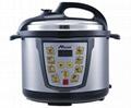 Smart Electric Pressure Cooker - 5 litre