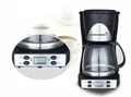 coffee maker - with large capacity