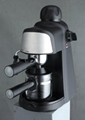 Steam espresso coffee maker - GS/CE/EMC/RoHS 1
