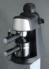 Steam espresso coffee maker - GS/CE/EMC/RoHS