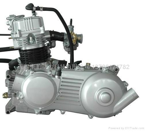 320CC水冷沙滩车发动机 1