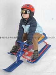 卡豹動力SnowFlash 儿童無動力滑雪車