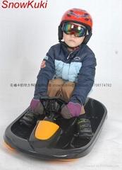 卡豹動力SnowKuki 儿童無動力滑雪車