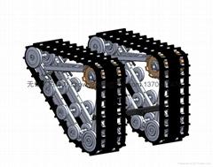 卡豹動力ATV-RTS320沙灘車履帶系統