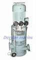 marine vertical double stage double outlet centrifugal pump