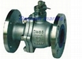 marine cast steel ball valve
