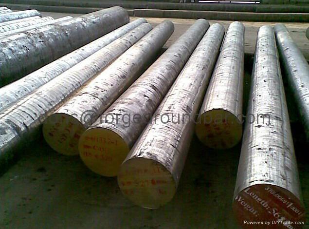 Aisi forged steel round bar qilu china