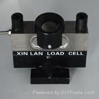 Double ended shear beam load cell 1