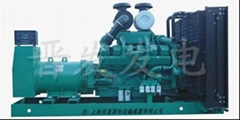 Cummins Series Diesel Engine Generator Sets (Power Range200-2000KW)