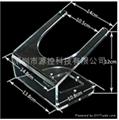 水晶平板电脑展架 2