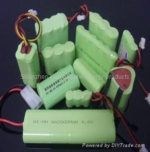 nimh battery pack 1