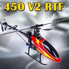 T-rex 450 V2  RTF helicopter