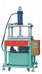 精密油压保护膜裁切机