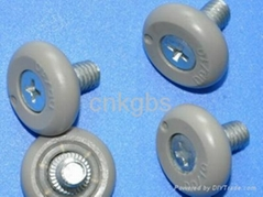 plastic ball bearing DO series